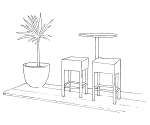 Home Bar Set ホームバーセット